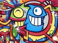 graffiti party by pez
