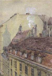 wiener dächer by sophie marie von arnsburg-rain