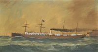 ss australia by george frederick gregory