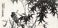 竹石 by liu changchao
