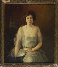 portrait of mrs. dunbar shewell by wuanita smith