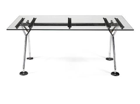 a nomos desk by lord norman foster
