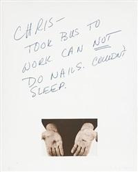 untitled by chris burden