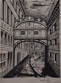 le pont des soupirs by bernard buffet