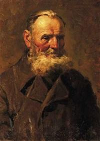 an old war hero by konstantin pokoulityi