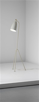 grasshopper floor lamp, model no. 831 by greta magnusson grossman