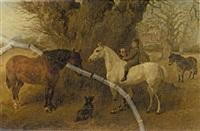 a new pony by harden sidney melville