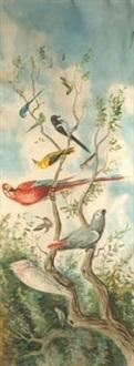 aves en ramas by alfreda ibarra