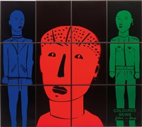 coloured skins by gilbert and george