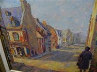 rue québec by fleurimond constantineau