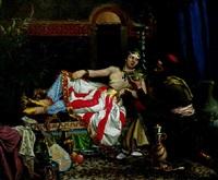 harem pleasures by edmund frederic arthur krenn