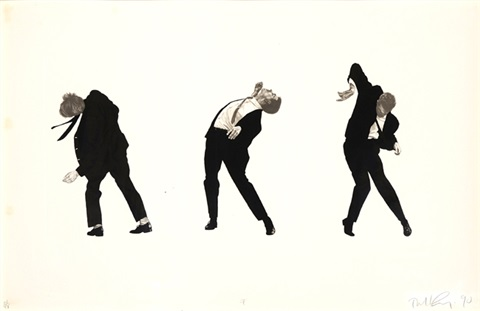 men in the cities i by robert longo