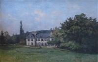 la maison de maître by edmond charles joseph yon