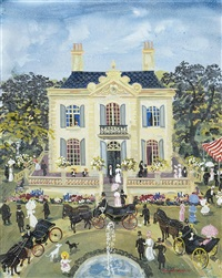 the garden party by maxwell mays