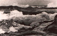 seascape by albert f. jacobson