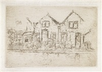 the little wheelwright's by james abbott mcneill whistler