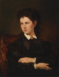 Portrait of a Lady, 1870