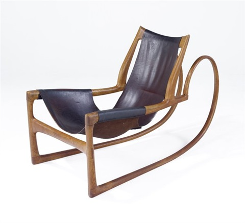 Superior Sleigh Chair By Wendell Castle