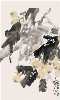 枇杷 by yong sheng