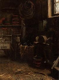 the shed by nicolaes van der waay