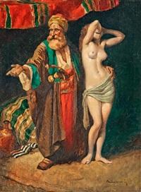 rabszolgavásár by miklos (nickolas) mihalovits