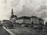 stift herzogenburg by edmund frederic arthur krenn