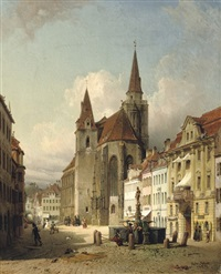 markgrat georg well, ansbach by michael neher