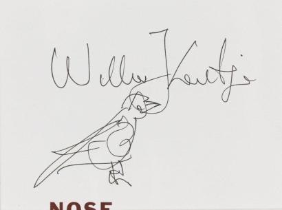 bird by william kentridge
