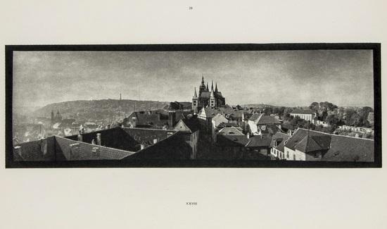 praha panoramaticka 284 works by josef sudek