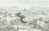 a view of bombay by william simpson