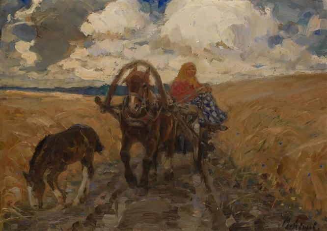 the farmers wife by mikhaïl avilov