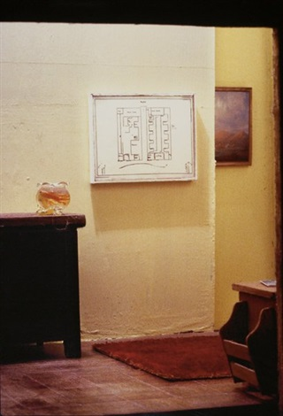 optional entrance (+ 1 of 12 profiles; 2 works) by julie becker
