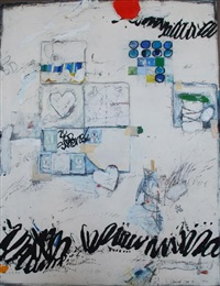 composition abstraite by suzanne auber