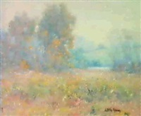 spring along the creek by john ottis adams