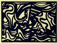ohne titel (from bauhaus-drucke. neue europäische graphik, 3. mappe, deutsche künstler) by jacoba van heemskerck