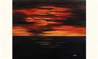 crépuscule by natka (nathalie levreaux, dit)