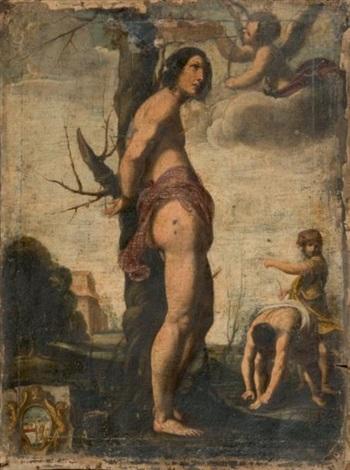 saint sébastien by pierre brebiette