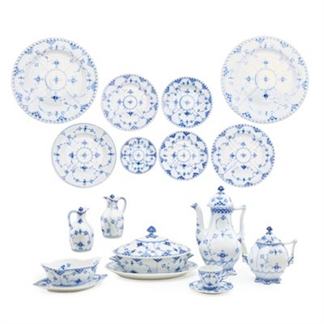 ROYAL COPENHAGEN DINNERWARE by Royal Copenhagen (Co ) on artnet