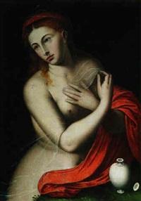 die heilige maria magdalena by bernaert de ryckere