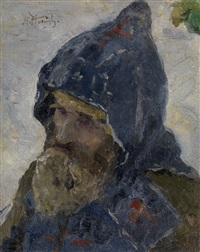 sergius of radonezh by mikhail vasilievich nesterov