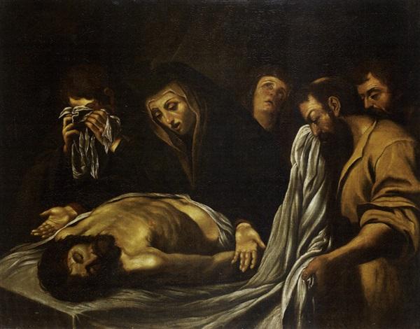 deposizione by lionello spada