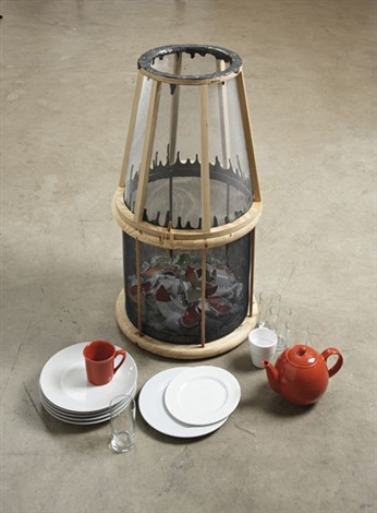 cup breaker by martin kersels