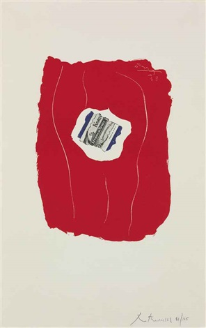 tricolor by robert motherwell