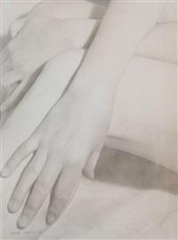 étude de mains et de jambes (study) by remy duval