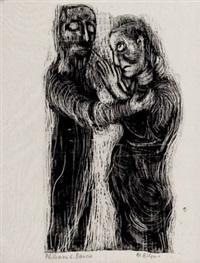 philemon und baucis by margret bilger-breustedt
