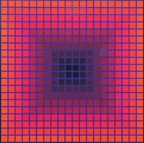 izzo by victor vasarely
