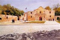 alamo plaza by james kramer
