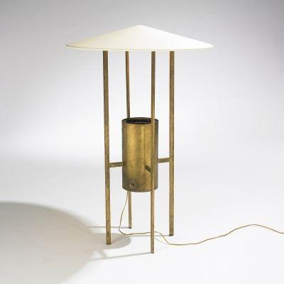 floor lamp collab wrichard kelly by philip cortelyou johnson