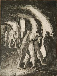pockets for powder in the mine by harry mack
