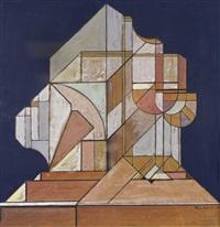 geometrische komposition by andré jean evard